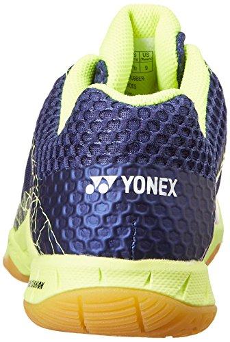 Yonex Shb aerus 2 Mex hommes badminton chaussure Marine / Jaune