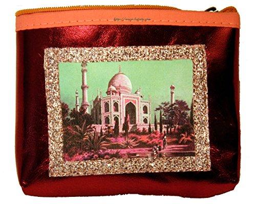 porte-monnaie-en-cuir-image-privee-representant-le-taj-mahal