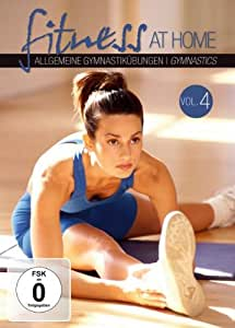 Fitness At Home Vol.4
