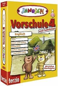 Janosch - Vorschule 4 Englisch