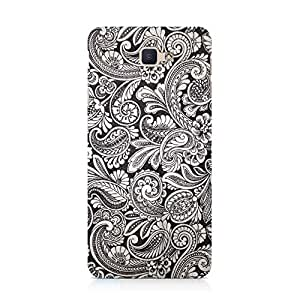 Hamee Designer Printed Hard Back Case Cover for Samsung Galaxy A5-2017 / A5 2017 Design 171