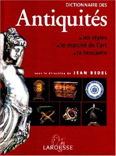 Dictionnaire des antiquités par Collectif