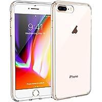 iPhone 8 Plus Hülle 7 Plus Handyhülle Syncwire – UltraRock Hülle iPhone 8 Plus/7 Plus Schutzhülle mit Extrem Hohen Fallschutz und Luftkissen-Technologie für Apple iPhone 8 Plus/7 Plus - Kristallklar