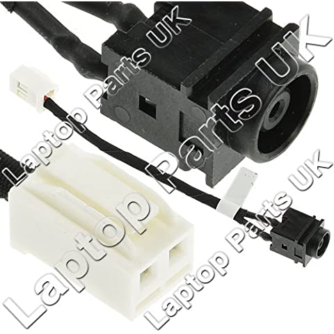 SONY Vaio VGN-FE series DC Power Jack, Conector de Alimentación, Enchufe, Conector de puerto con el cable p/n: 073-0001-1888_A