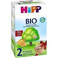 Hipp Bio 2 Folgemilch - ab dem 6. Monat, 7er Pack (7 x 800g)