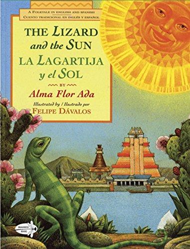 The Lizard and the Sun / La Lagartija Y El Sol (Dell Picture Yearling) por Alma Flor (University of San Francisco) Ada