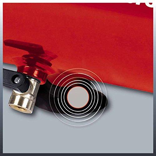 Einhell Kompressor TC-AC 190/6/8 OF (1100 W, 6 L, Ansaugleistung 185 l/min, 8 bar, ölfrei, ergonomische Bauform, Standfüße) - 7