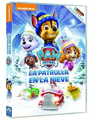 Paw Patrol 17: La Patrulla En La Nieve [DVD] por Paramount Pictures