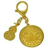 Gesundheit Amulett tailsman Schlüsselanhänger für Feng Shui wulou + Gratis mit rotem mxsabrina Armband SKU: W1004