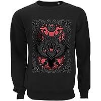 Three Monkeys Animal Mix Animals Collection Women's Unisex Sweatshirt