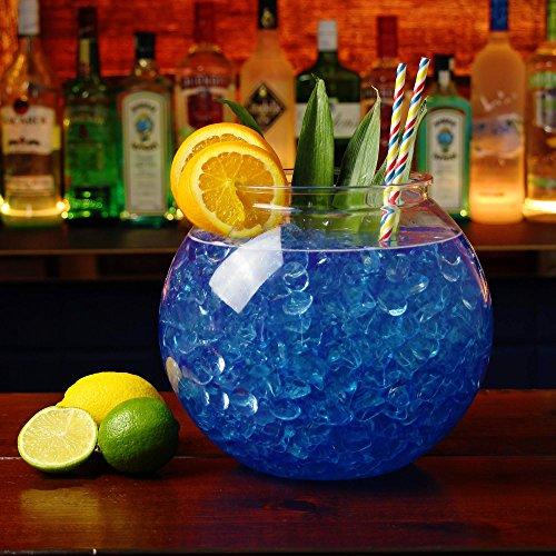 XL Kunststoff Cocktail Fish Bowl 5Liter/8,5Pints–Giant Kunststoff Cocktail teilhaber