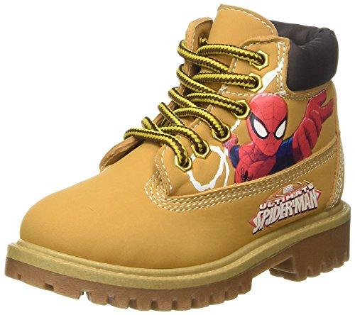 Spiderman  Polacchini, bottine désert garçon Giallo (Yellow)