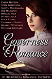 Governess Romance: 10 Historical Romance Excerpts (English Edition)
