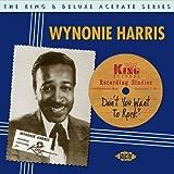 Songtexte von Wynonie Harris - Don't You Want To Rock?