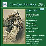 Wagner : La Walkyrie, actes I et II
