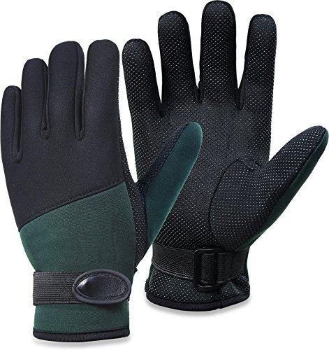 normani Neopren Angel Handschuhe Winterhandschuhe Fishingsports Anglerhandschuhe Größe L