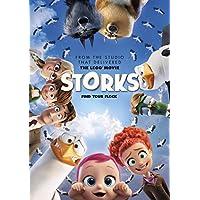 Storks [DVD] [2016]
