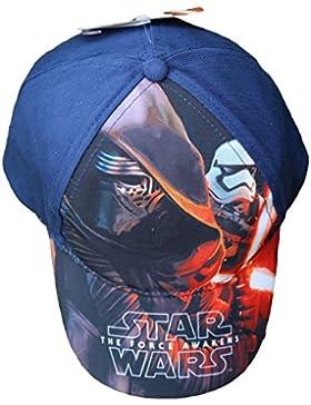 VII-Kylo suceso Star Wars 32 Stormtrooper y Ren Gorro para niño ep4399-Parasol infantil, Niños, turquesa