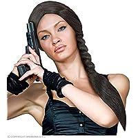 WIDMANN t0738 – Mujer de Pelo Largo Peluca Lara Zopf – Talla única ...