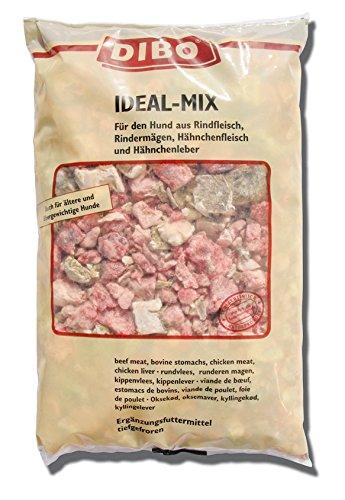 """Fleisch """"Ideal-Mix"""", 3 x 2.000g-Beutel, Tiefkühlfutter, gesunde, natürliche Ernährung für Hunde, Hundefutter, BARF, B.A.R.F."""