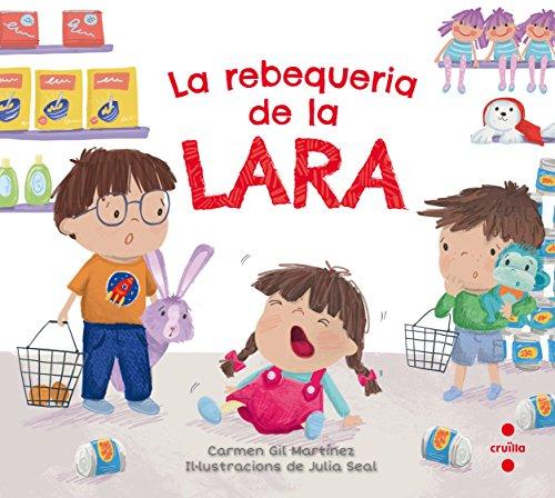 La rebequeria de la Lara (La Lara, en Lluc i en Lluís) por Carmen Gil Martínez