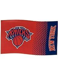 NEW YORK KNICKS Drapeau–Drapeau 152cm x 91cm NBA Supporter Boutique