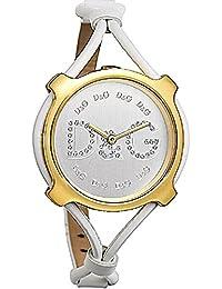 Dolce & Gabbana DW0842 - Reloj para mujeres, correa de plata