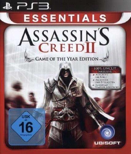 3 Creed Assassins Playstation 2 (Assassin's Creed 2 [Software Pyramide] - [PlayStation 3])