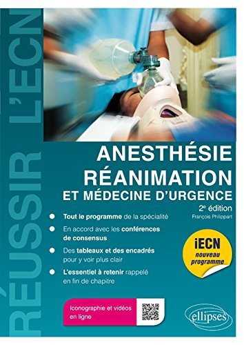 Anesthésie Réanimation et Médecine d'Urgence