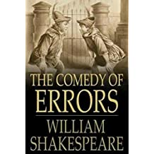 The Comedy of Errors (Annotated) (English Edition)