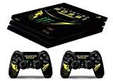 Skin Ps4 PRO - VALENTINO ROSSI DAS SPIEL - limited edition DECAL COVER Schutzhüllen Faceplates playstation 4 SONY BUNDLE - VINYL POLIERTEN