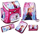 Scooli Schulranzen Set Campus Plus Disney Frozen