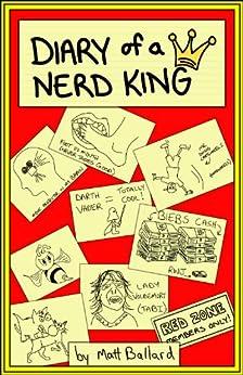 Diary of a Nerd King (English Edition) par [Ballard, Matt]