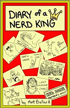 Diary of a Nerd King (English Edition) von [Ballard, Matt]