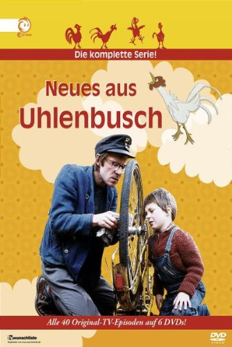 Neues aus Uhlenbusch - Die komplette Serie [6 DVDs]
