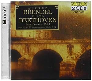Alfred Brendel Plays Beethoven: Piano Sonatas
