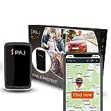 PAJ GPS Allround Finder 2020, is een GPS tracker met ca. 20 dagen batterij stand-tijd, (tot 60 dagen in Stand-by modus) Actuele positie-bepalingssysteem voor voertuigen mensen en bezittingen.