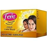 FEM Fr. Naturals Gold Creme Bleach, 24g