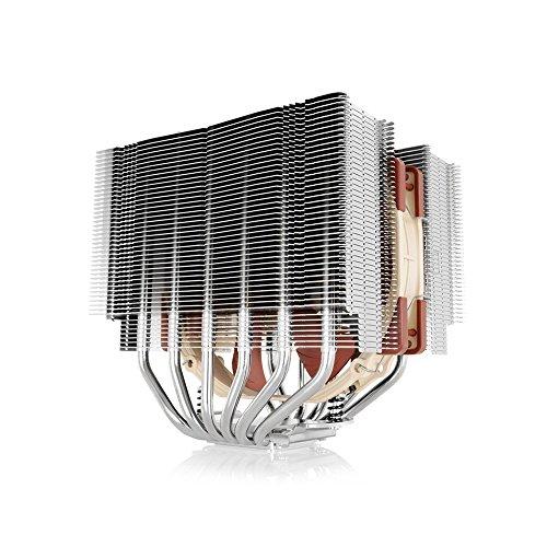 Noctua NH-D15S Procesador Enfriador - Ventilador de PC (Procesador, Enfriador, Socket LGA 1151, Socket AM2, Socket AM3, Socket AM3, Socket AM3+, Socket FM1, Socket FM2, Socket FM2, Core i3, Core i5, Core i7, Cobre, Metálico, Aluminio, Cobre)