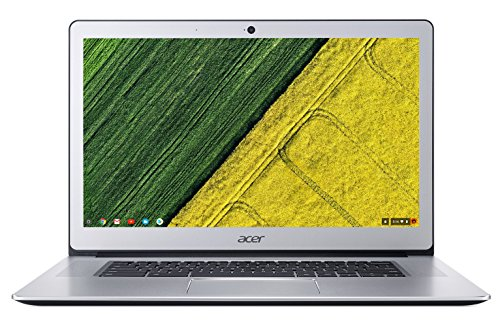 "Acer Chromebook 15 CB515-1HT-P80X 1.1GHz N4200 15.6"" 1920 x 1080Pixel Touch screen Argento Chromebook"