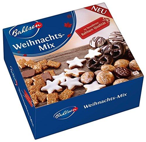 Bahlsen 83200 Mischung weihnachtlicher Gebäcke mit edelherber Schokolade (11{413906b06f34de342302344cc750e354a818d3fd43f991721773472a031e0ac1})