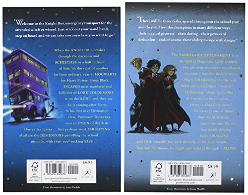 515N LSlVvL - Pack Harry Potter - The Complete Collection