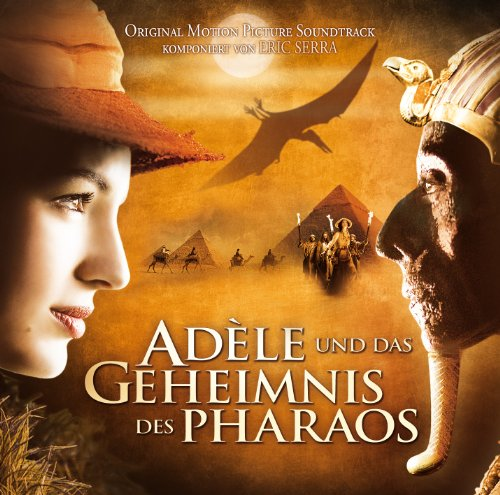 Ost/Adele und das Geheimnis des Pharaos
