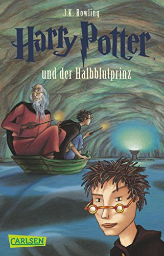 Sechs Harry-potter-buch (Harry Potter und der Halbblutprinz)
