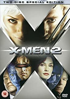 X-Men 2 Special Edition DVD (Two Disc Set) [2003] (B0000CC798) | Amazon price tracker / tracking, Amazon price history charts, Amazon price watches, Amazon price drop alerts