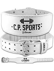CP Sports Ceinture d'exercices en cuir, pour femme Multicolore