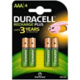 40x Duracell Plus AAA Triple A 750mAh Rechargeable Battery Batteries 81364750