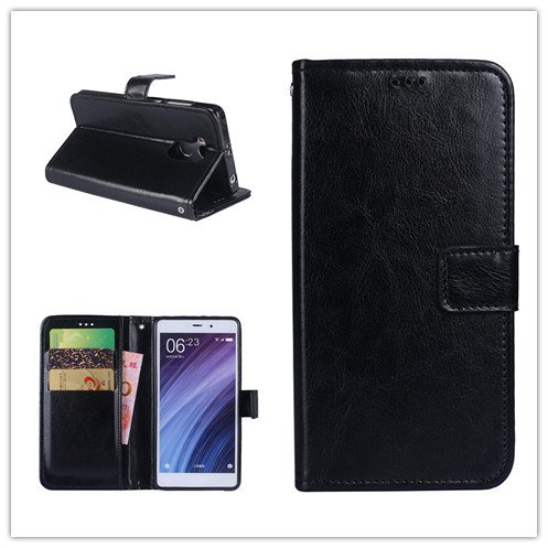 Funda® Flip Brieftasche Hülle für Doogee Mix Lite(Muster 2)
