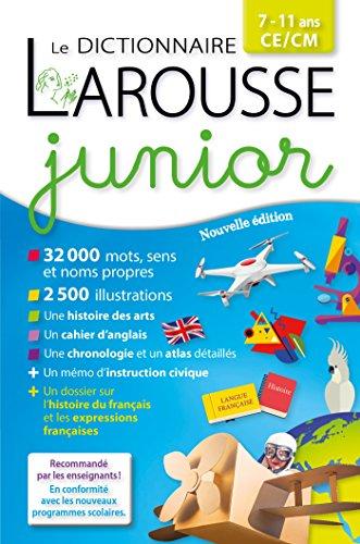 Larousse dictionnaire Junior 7/11 ans par Collectif