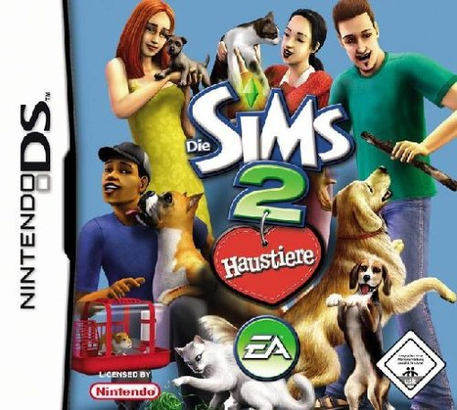 Electronic Arts GmbH Die Sims 2: Haustiere